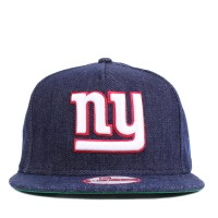 Bon� New Era 9FIFTY A-Frame Strapback New York Giants Navy/Jeans
