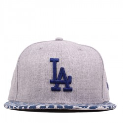 Bon� New Era 59FIFTY Los Angeles Dodgers Grey/Printed