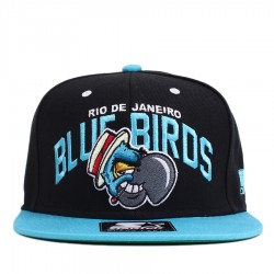 Bon� Starter Snapback Blue Birds Black/Blue