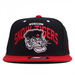 Bon� Starter Snapback Snow Tigers Black/Red