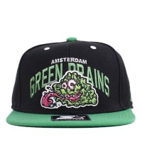 Bon� Starter Snapback Green Brains Black/Green