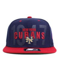 Bon� Starter Snapback New York Cubans Navy/Wine