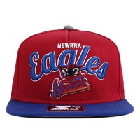 Bon� Starter Snapback Arch Eagles Wine/Royal