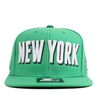 Bon� Starter Snapback New York Green
