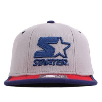 Bon� Starter Snapback California SB Grey/Red/Navy