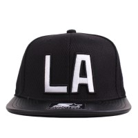 Bon� Starter Strapback Los Angeles Giants Tweed Black