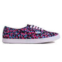 Tênis Vans Authentic Lo Pro ( Mixed ) Magenta / Blue Atoll