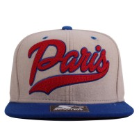 Bon� Starter Snapback Paris Whip Beige/Royal