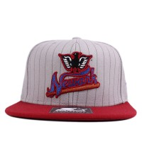 Bon� Starter Snapback Eagles Logo Grey/Wine