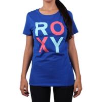 Camiseta Roxy Silk Candy Royal