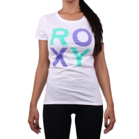Camiseta Roxy Silk Candy White