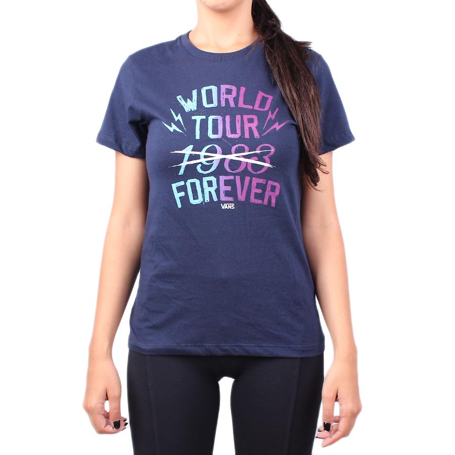 Camiseta Vans Forever Navy - Forever