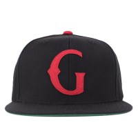 Bon� Grizzly Snapback Native G Black/Red