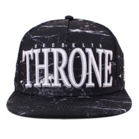 Bon� Cayler And Sons Snapback Throne Black/Printed