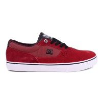 Tênis DC Shoes Switch S ES Wine