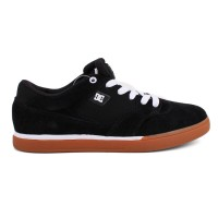 Tênis DC Shoes Cole Lite Black / White / Gum
