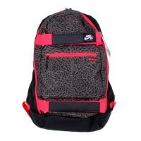Mochila Nike SB Embarca Green / Black / Red