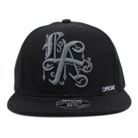 Bon� Official Snapback LA Black
