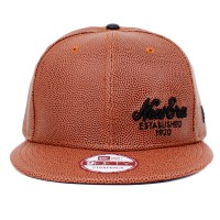 Bon� New Era 9FIFTY Strapback Established 1920 Basketball Brown