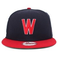 Bon� New Era 9FIFTY Snapback Washington Nationals Navy/Red