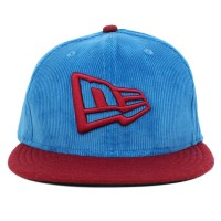 Bon� New Era 9FIFTY Strapback Logo Royal/Wine