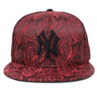 Bon� New Era 9FIFTY Strapback New York Yankees Wine