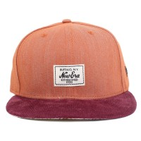 Bon� New Era 9FIFTY Strapback Buffalo NY Copper/Wine