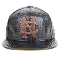 Bon� New Era 59FIFTY Buffalo NY Black/Yellow