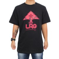Camiseta LRG Neon Tree Fill Black
