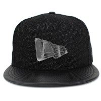 Bon� New Era 9FIFTY Strapback New Era Logo Black