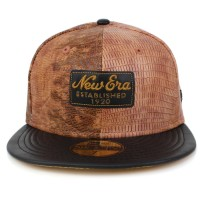 Bon� New Era 59FIFTY Established 1920 Beige/Black