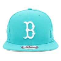Bon� New Era 9FIFTY Strapback ORIGINAL FIT Boston Red Sox Green