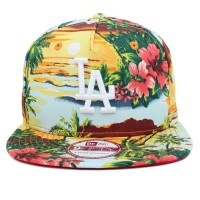 Bon� New Era 9FIFTY A-Frame Strapback Los Angeles Dodgers Printed