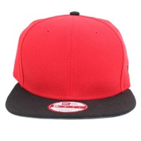 Bon� New Era 9FIFTY Original Fit Strapback Red/Black