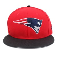 Bon� New Era 9FIFTY Snapback New England Patriots Red/Black