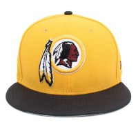 Bon� New Era 9FIFTY Snapback Washington Redskins Yellow/Black