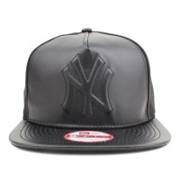 Bon� New Era 9FIFTY Strapback Original Fit New York Yankees Black