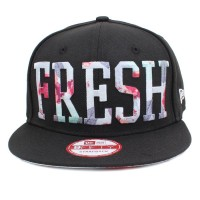 Bon� New Era 9FIFTY Strapback Fresh Black/Printed