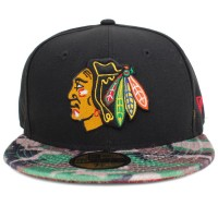 Bon� New Era 59FIFTY Chicago Blackhawks Black/Camo