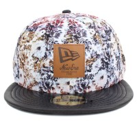 Bon� New Era 59FIFTY Buffalo NY Printed/Black