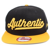 Bon� New Era 9FIFTY Snapback Original Fit Authentic Black/Yellow