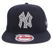 Bon� New Era 9FIFTY Original Fit Snapback New York Yankees Navy