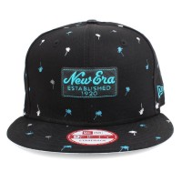 Bon� New Era 9FIFTY Strapback Established Black