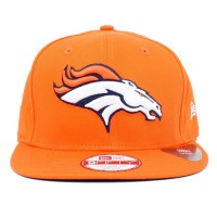 Bon� New Era 9FIFTY Snapback ORIGINAL FIT Denver Broncos Orange