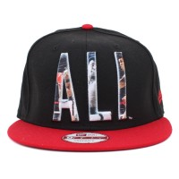 Bon� New Era 9FIFTY Snapback Ali Black/Red