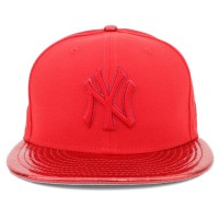 Bon� New Era 9FIFTY Strapback New York Yankees Red