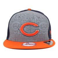 Bon� New Era 9FIFTY Snapback Chicago Bears Grey/Royal/Orange