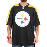 Camiseta New Era Especial Jersey Pittsburgh Steelers Black/Yellow