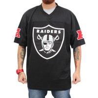 Camiseta New Era Especial Jersey Oakland Raiders Black