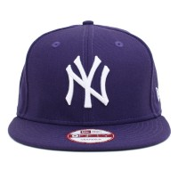 Bon� New Era 9FIFTY Snapback New York Yankees Purple